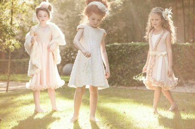 Como escolher o vestido das daminhas: confira dicas infalíveis!