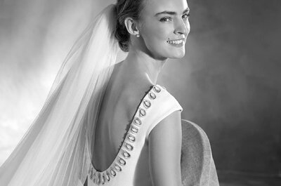 Robes de mariée Pronovias 2017 : une collection qui souffle un vent d'élégance et de modernité !