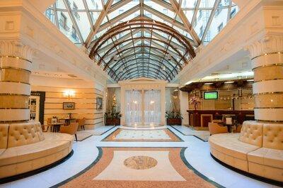 ТОП 10 Отели для свадьбы в Санкт-Петербурге