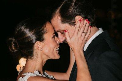 En tu fiesta me colé: la boda de Eugenia y Ramón
