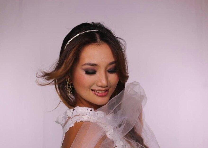 Ivonne Nieri MakeUp Artist: una apuesta segura para el maquillaje y peinado del día de tu boda