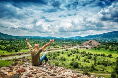 Мексика: медовый месяц наполненный вкусом, природой и радостью!