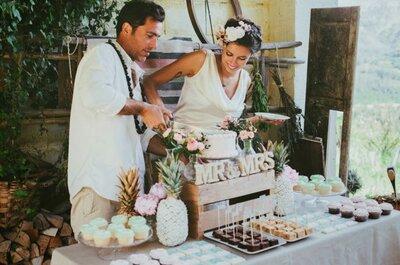 SOS alergias, dietas... ¿Cuántos tipos de menú deberías tener en la boda?