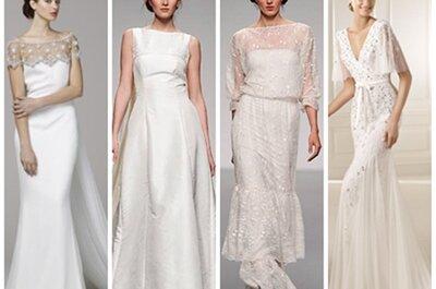 Top 10 tendencias de boda 2013