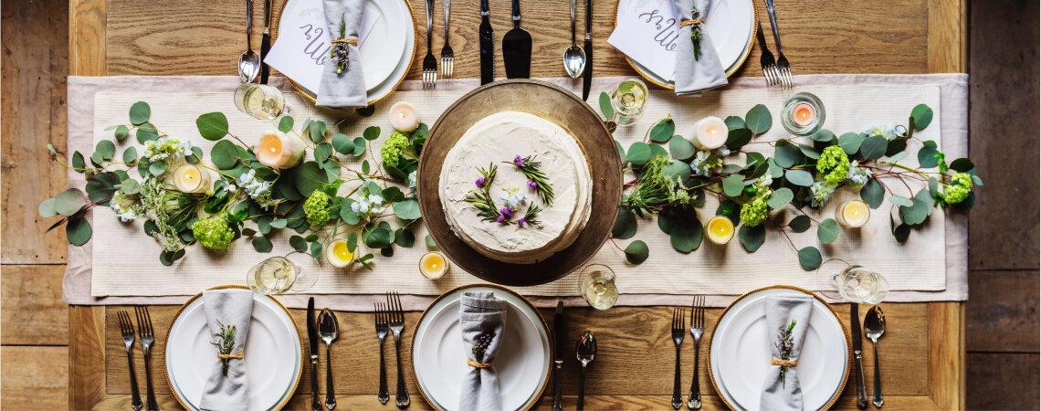 Cómo decorar un matrimonio rústico en cinco pasos