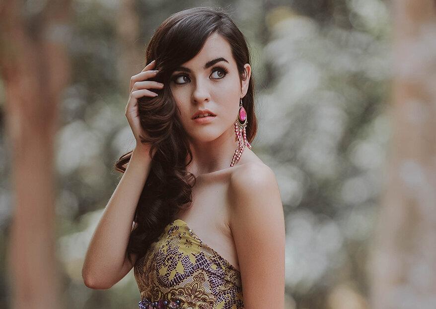 Convidada para um casamento? 10 erros que não deve cometer no seu look ao escolher os acessórios