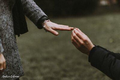Più costoso è l'anello, più breve è il matrimonio: lo sapevate?