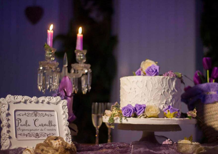 Com Paula Carvalho WEdding Planner a magia acontece e a sua boda fica para a história... Do seu amor.