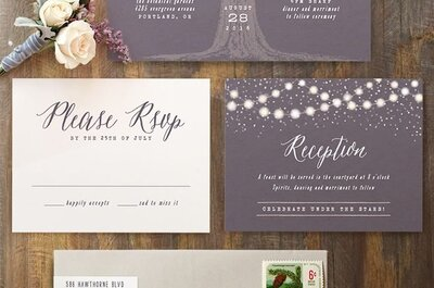 How to design, create and make your own 2016 wedding invitations