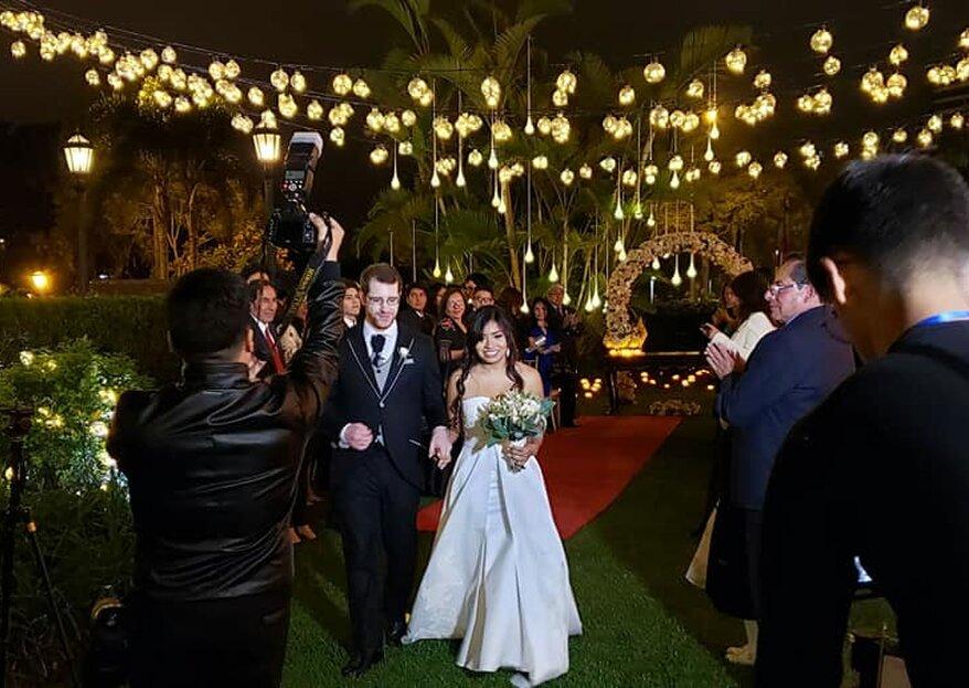 Paseo de novia te dará los consejos para una boda única e inolvidable