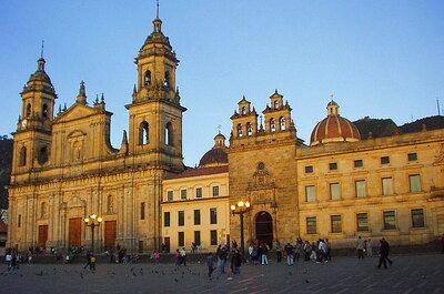 Hoteles románticos para tu luna de miel en Bogotá