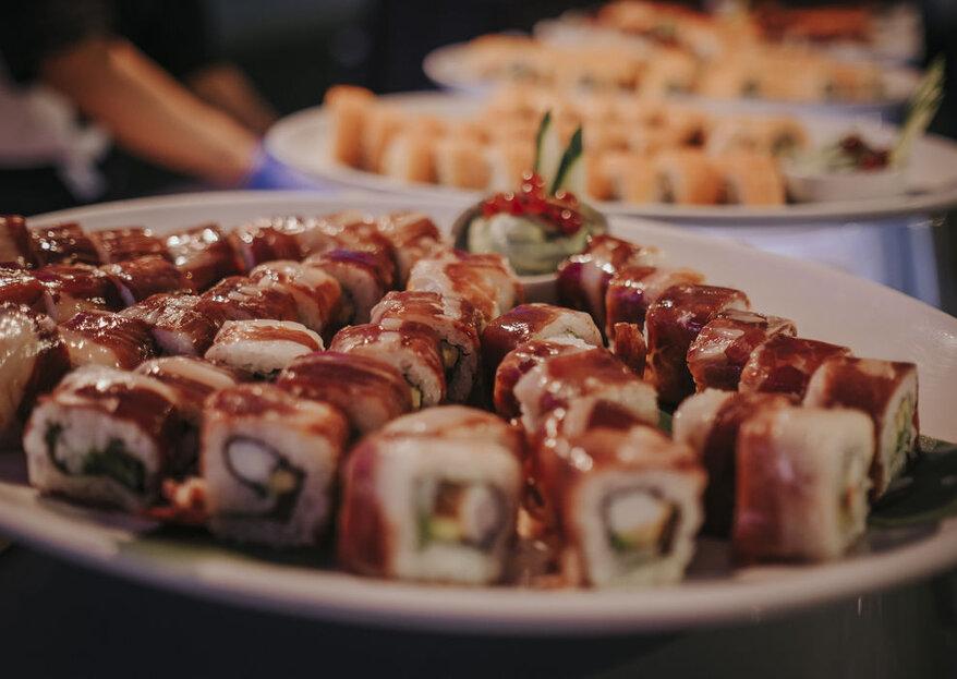 4 formas singulares de personalizar el banquete de tu boda