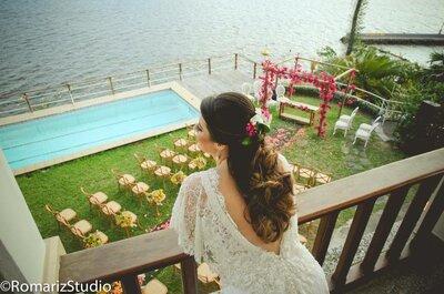 Casamento no Jardim: lindo, atual e super acolhedor!