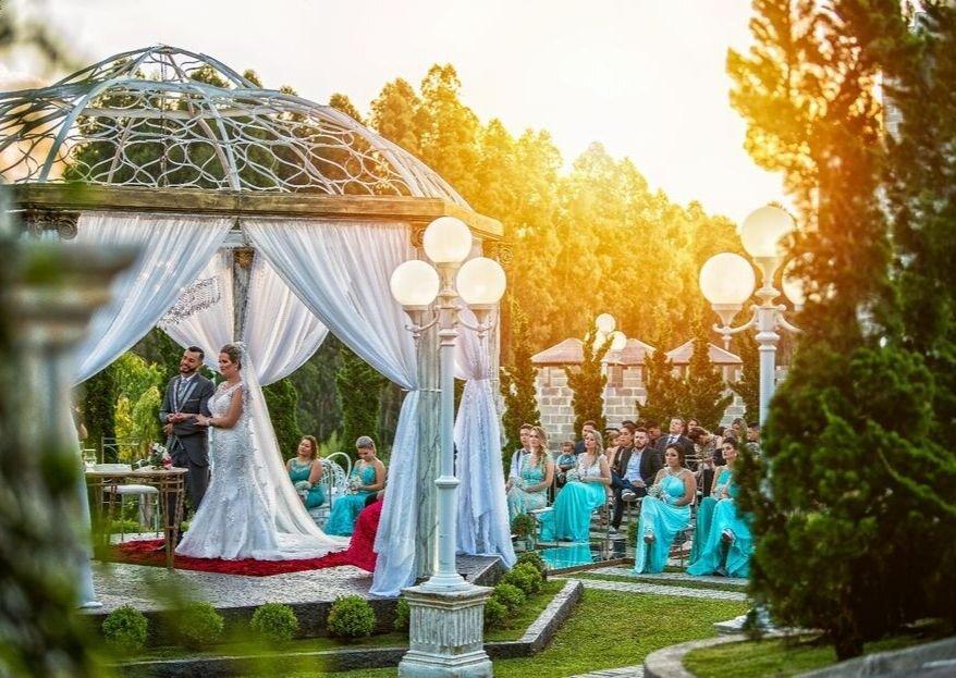 Concretize seu sonho no Castello Reale: porque toda princesa merece um casamento digno de um conto de fadas!