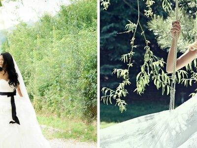 Wie man das passende Brautkleid auswählt - In nur 5 Schritten zum aufregenden Brautlook!