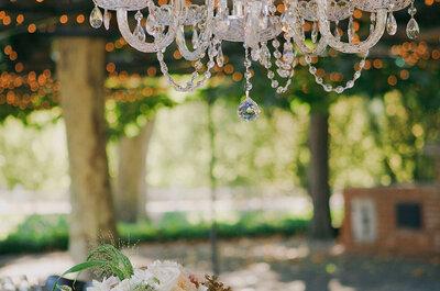 40 ideias perfeitas para decorar seu casamento com elegantes castiçais