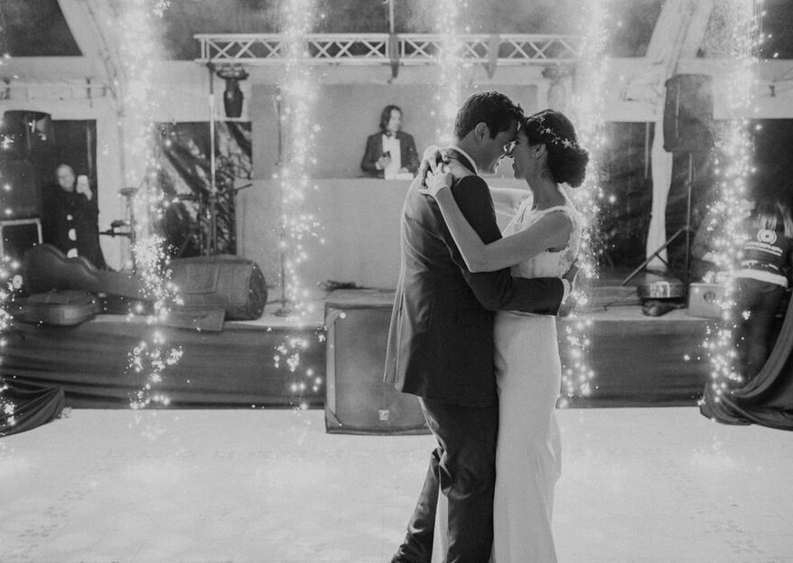 ¿Una fiesta de boda personalizada? ¡DJ Andrés Reyes lo hará posible!