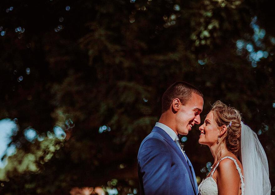 Un gran día cargado de sentimiento y amor: la boda de Eduardo y Elisabet