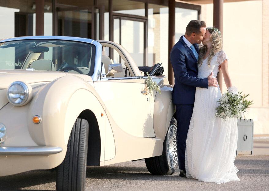 VeryVip Cars, alquiler de vehículos exclusivos de alta gama para bodas