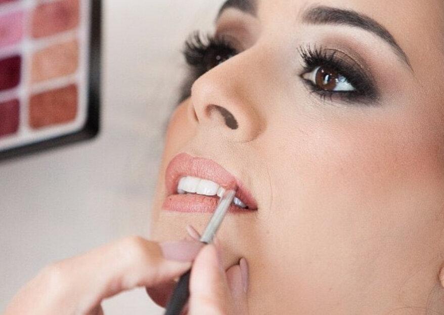 Maquiagem definitiva para a noiva: os prós e contras de acordo com especialistas!