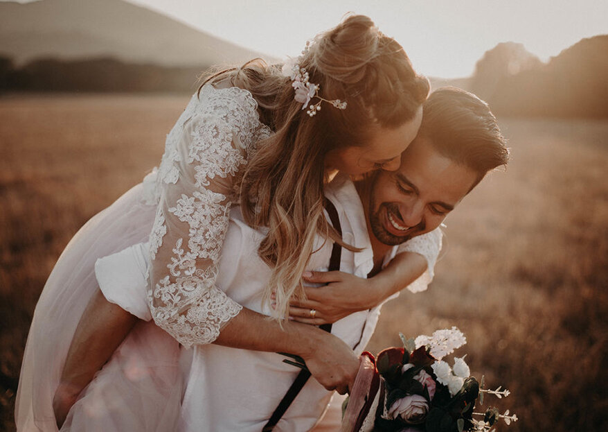 Custos do casamento: o que se paga para tratar do processo de casamento