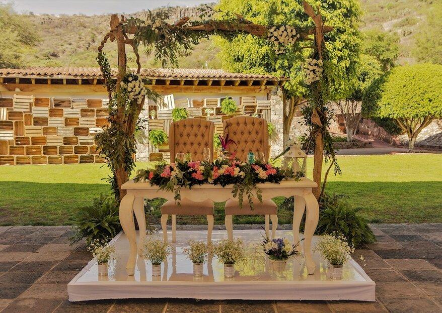 4 razones para celebrar tu boda en la Hacienda San Miguel Querétaro. ¡Tendrás la boda de tus sueños!