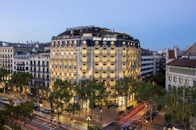 Los 11 mejores lugares de lujo para bodas de Barcelona