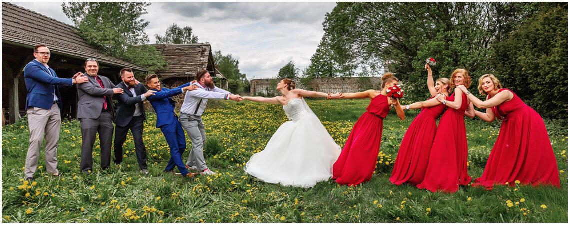 Einblicke in Alessias und Olivers kinderfreundliche Hochzeit in Bulgarien