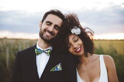 Priscilla + Axel : leur magnifique mariage dans le sud de la France