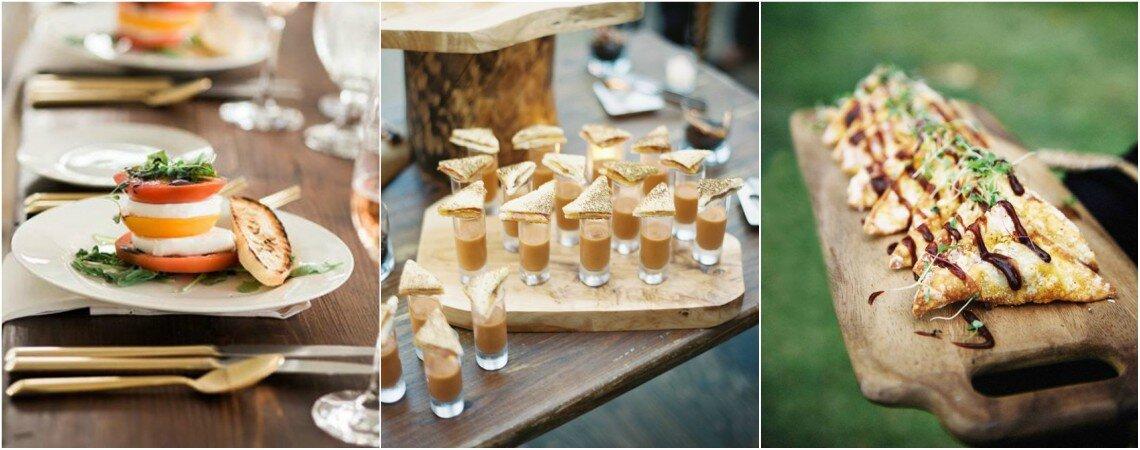 Sandwiches 'gourmet' para la boda: 27 irresistibles