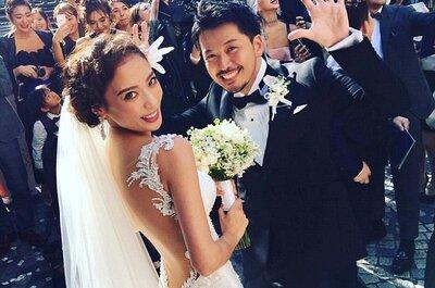 El vestido de novia del que TODO mundo está hablando: ¡Vas a morir de amor!
