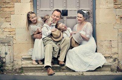 ¿Cómo entretener a los niños en tu boda? Ocho consejos básicos