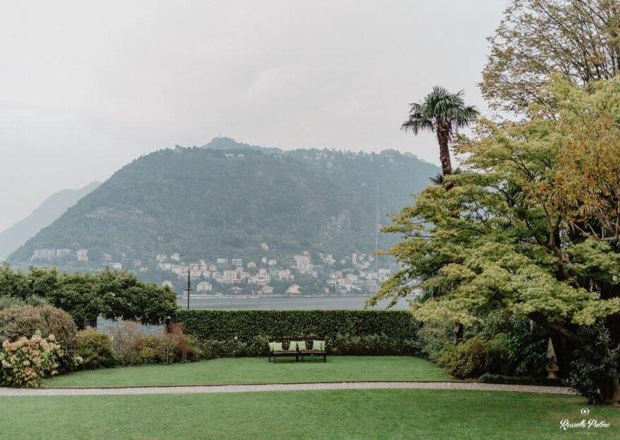 Le Muse: tre location da scoprire dal nord al sud Italia per il vostro ricevimento nuziale