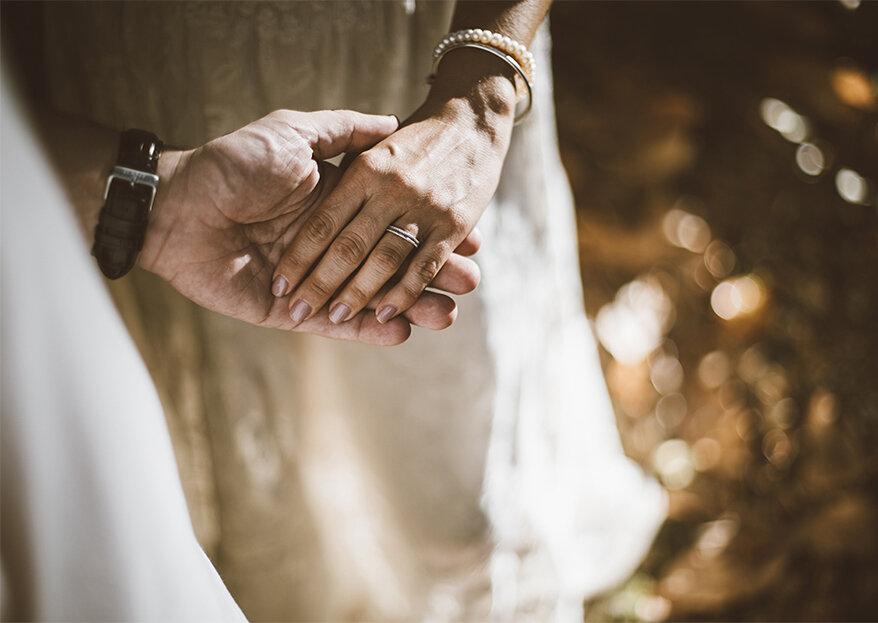 Perigo! Em que ocasiões deve tirar o anel de noivado e as alianças?