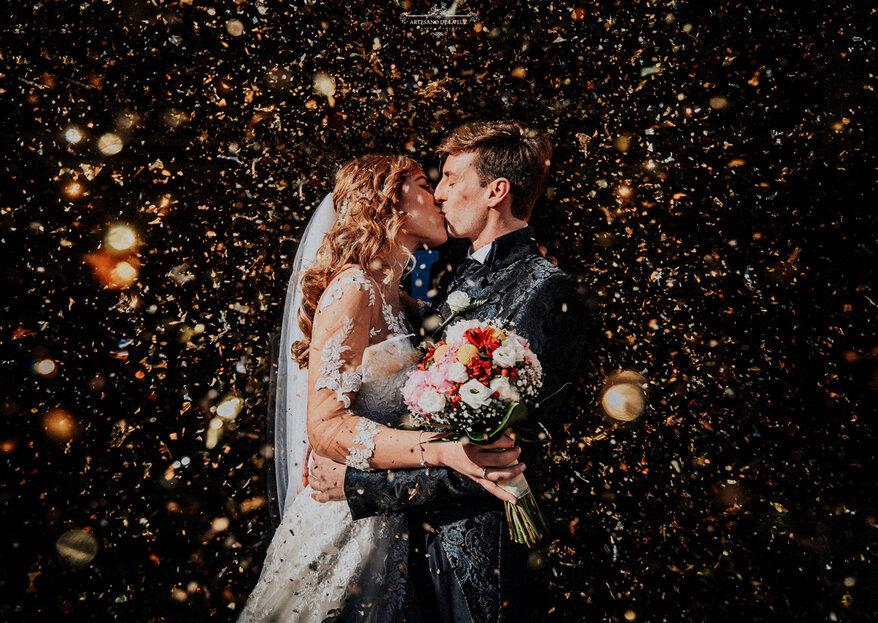 Artesano de la Luz: emociónate con las fotos de tu boda