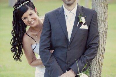 Una boda con detalles solidarios