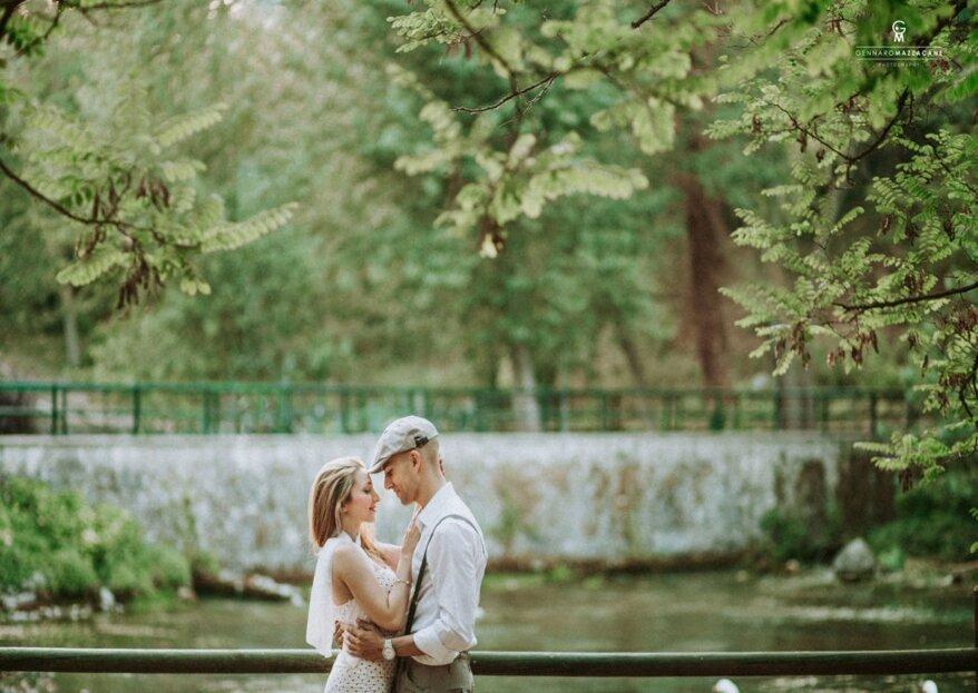 Nel posto giusto, al momento giusto: la location perfetta per le tue nozze