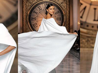 25 vestidos de novia con capa 2016: ¿Te atreves a lucir uno?