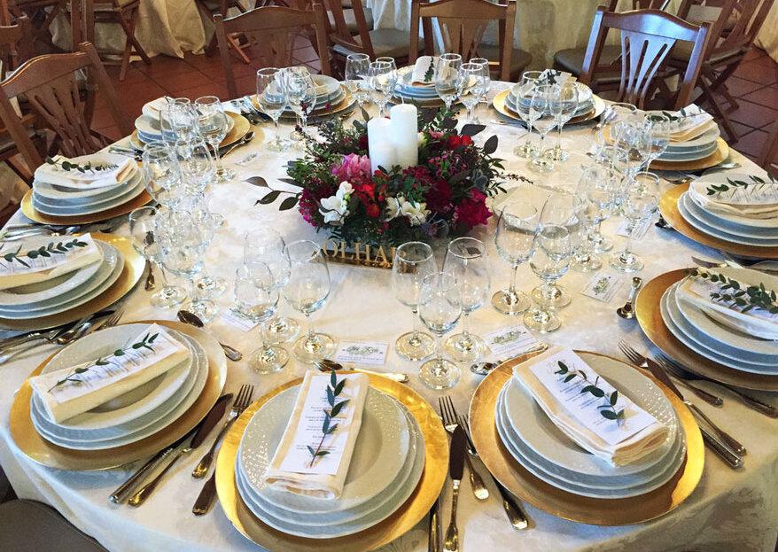 """Eventos & Sabores Catering Profissionais: um serviço delicioso com menus """"de comer e chorar por mais"""""""