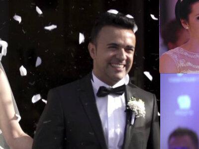 Alex i Monika, to ślub Polski i Brazylijczyka! Tego jeszcze nie było!
