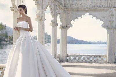 London Bridal Fashion Week 2015: Pronovias apresenta La Sposa, St. Patrick, White One e Pronovias Festa