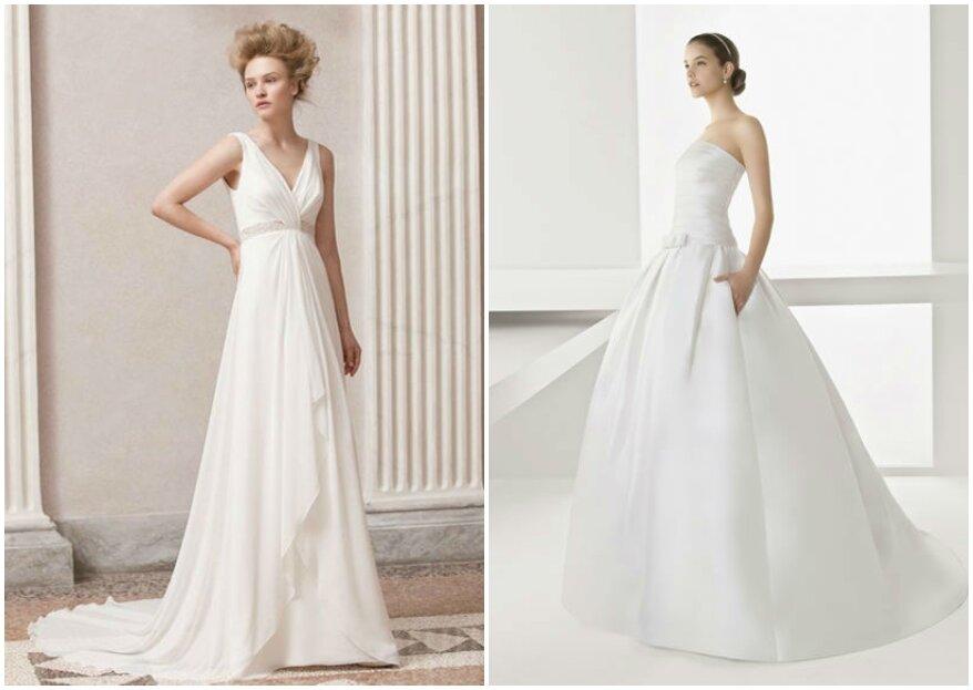 La Venere Di Berenice: veste le spose di modelli unici, che esaltano la loro naturale femminilità!
