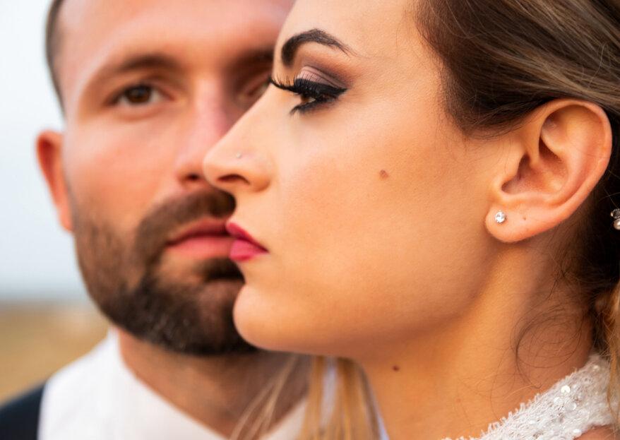 Voi due e i fornitori ideali per un matrimonio indimenticabile...