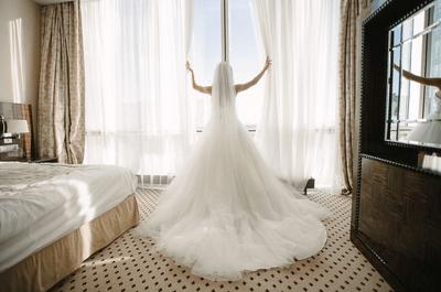Ночь перед свадьбой: спать вместе или раздельно?