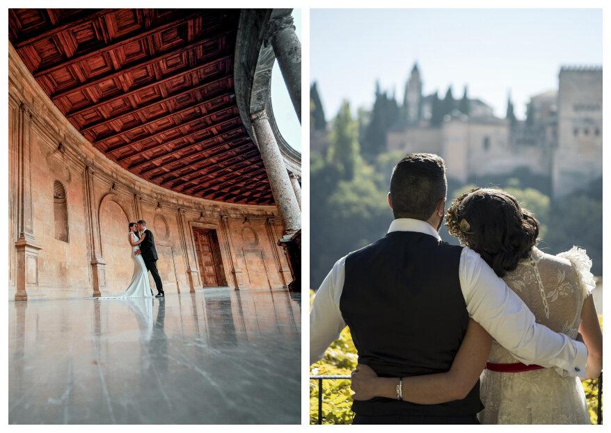 Trouwen In Spanje Een Zonovergoten Bruiloft