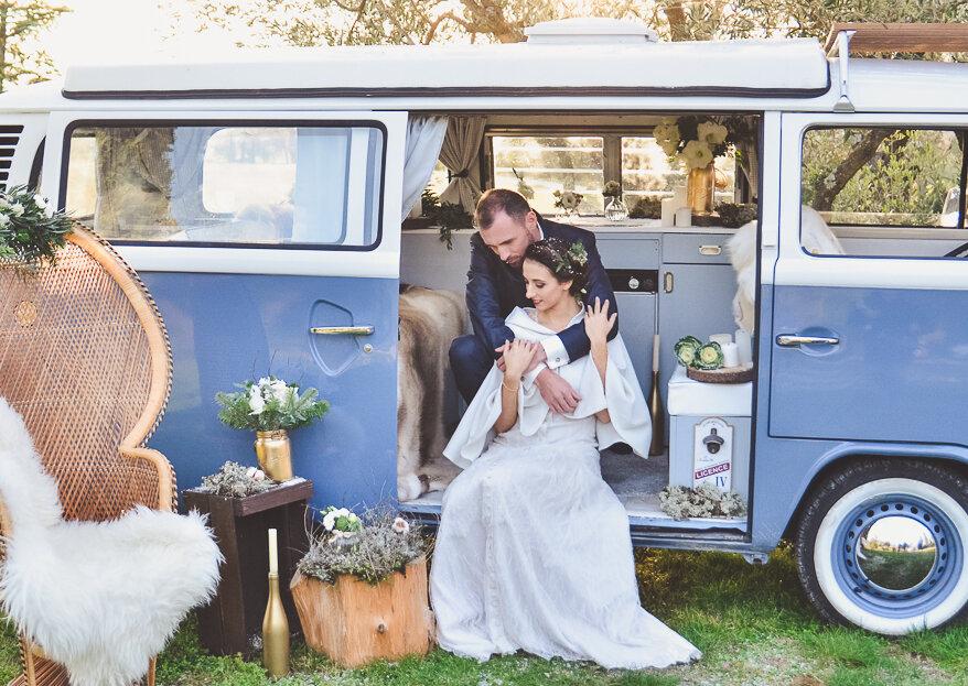 Comment décorer mon mariage en plein air en 5 étapes