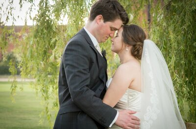 Tom + Amy - A Classically-English Wedding Full of Sentiment, Love and Generosity