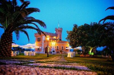 5 ottimi motivi per celebrare il tuo matrimonio in un castello storico