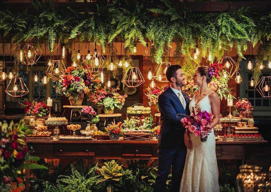Decoração para casamentos em Porto Alegre: confira o MARAVILHOSO trabalho dos melhores profissionais!