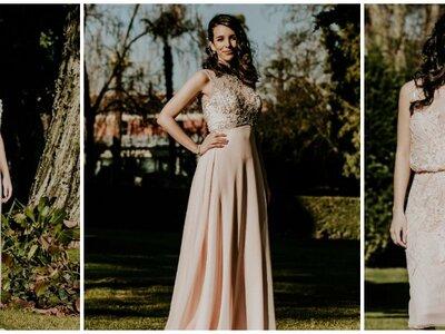 3 estilos em rosa: a cor que necessita para ser a convidada mais cobiçada